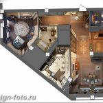 фото Интерьер квартиры в классическом стиле №161 - interior in classic - design-foto.ru
