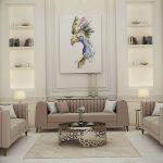 фото Интерьер квартиры в классическом стиле №210 - interior in classic - design-foto.ru