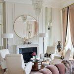 фото Интерьер квартиры в классическом стиле №219 - interior in classic - design-foto.ru