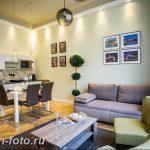 фото Интерьер квартиры в классическом стиле №270 - interior in classic - design-foto.ru