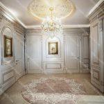 фото Интерьер квартиры в классическом стиле №327 - interior in classic - design-foto.ru