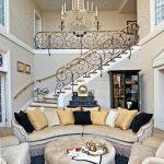фото Интерьер квартиры в классическом стиле №352 - interior in classic - design-foto.ru
