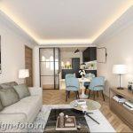 фото Интерьер квартиры в классическом стиле №448 - interior in classic - design-foto.ru