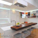 фото Интерьер современной кухни 21.01.2019 №002 - modern kitchen - design-foto.ru