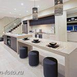 фото Интерьер современной кухни 21.01.2019 №009 - modern kitchen - design-foto.ru