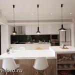 фото Интерьер современной кухни 21.01.2019 №013 - modern kitchen - design-foto.ru