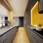 фото Интерьер современной кухни 21.01.2019 №046 - modern kitchen - design-foto.ru