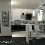 фото Интерьер современной кухни 21.01.2019 №066 - modern kitchen - design-foto.ru