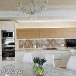 фото Интерьер современной кухни 21.01.2019 №071 - modern kitchen - design-foto.ru