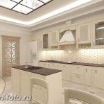 фото Интерьер современной кухни 21.01.2019 №077 - modern kitchen - design-foto.ru