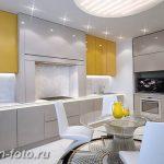фото Интерьер современной кухни 21.01.2019 №079 - modern kitchen - design-foto.ru