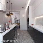 фото Интерьер современной кухни 21.01.2019 №092 - modern kitchen - design-foto.ru