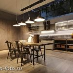 фото Интерьер современной кухни 21.01.2019 №103 - modern kitchen - design-foto.ru