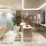 фото Интерьер современной кухни 21.01.2019 №110 - modern kitchen - design-foto.ru