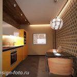 фото Интерьер современной кухни 21.01.2019 №124 - modern kitchen - design-foto.ru