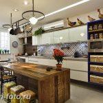 фото Интерьер современной кухни 21.01.2019 №131 - modern kitchen - design-foto.ru