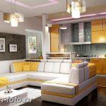фото Интерьер современной кухни 21.01.2019 №143 - modern kitchen - design-foto.ru