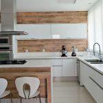 фото Интерьер современной кухни 21.01.2019 №157 - modern kitchen - design-foto.ru