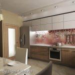 фото Интерьер современной кухни 21.01.2019 №167 - modern kitchen - design-foto.ru