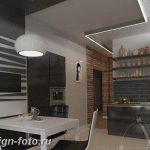 фото Интерьер современной кухни 21.01.2019 №193 - modern kitchen - design-foto.ru