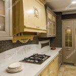 фото Интерьер современной кухни 21.01.2019 №195 - modern kitchen - design-foto.ru