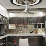 фото Интерьер современной кухни 21.01.2019 №225 - modern kitchen - design-foto.ru