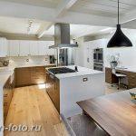 фото Интерьер современной кухни 21.01.2019 №227 - modern kitchen - design-foto.ru