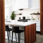 фото Интерьер современной кухни 21.01.2019 №234 - modern kitchen - design-foto.ru