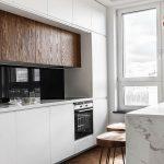 фото Интерьер современной кухни 21.01.2019 №241 - modern kitchen - design-foto.ru