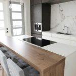 фото Интерьер современной кухни 21.01.2019 №253 - modern kitchen - design-foto.ru