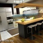 фото Интерьер современной кухни 21.01.2019 №278 - modern kitchen - design-foto.ru
