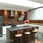 фото Интерьер современной кухни 21.01.2019 №298 - modern kitchen - design-foto.ru