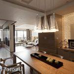 фото Интерьер современной кухни 21.01.2019 №351 - modern kitchen - design-foto.ru