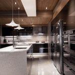 фото Интерьер современной кухни 21.01.2019 №384 - modern kitchen - design-foto.ru