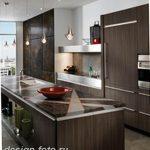 фото Интерьер современной кухни 21.01.2019 №396 - modern kitchen - design-foto.ru