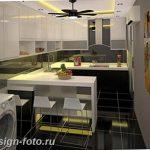 фото Интерьер современной кухни 21.01.2019 №399 - modern kitchen - design-foto.ru