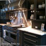 фото Интерьер современной кухни 21.01.2019 №406 - modern kitchen - design-foto.ru