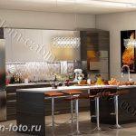 фото Интерьер современной кухни 21.01.2019 №409 - modern kitchen - design-foto.ru