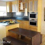 фото Интерьер современной кухни 21.01.2019 №412 - modern kitchen - design-foto.ru
