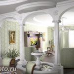 фото Колонны в интерьере 20012019 №001 - photo Columns in the interior - design-foto.ru