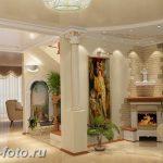 фото Колонны в интерьере 20012019 №005 - photo Columns in the interior - design-foto.ru