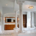 фото Колонны в интерьере 20012019 №008 - photo Columns in the interior - design-foto.ru