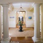 фото Колонны в интерьере 20012019 №021 - photo Columns in the interior - design-foto.ru