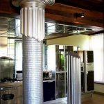 фото Колонны в интерьере 20012019 №066 - photo Columns in the interior - design-foto.ru