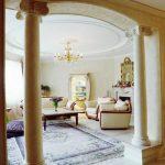 фото Колонны в интерьере 20012019 №070 - photo Columns in the interior - design-foto.ru