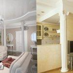 фото Колонны в интерьере 20012019 №081 - photo Columns in the interior - design-foto.ru