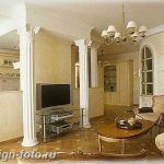 фото Колонны в интерьере 20012019 №125 - photo Columns in the interior - design-foto.ru
