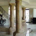 фото Колонны в интерьере 20012019 №129 - photo Columns in the interior - design-foto.ru