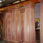фото Колонны в интерьере 20012019 №259 - photo Columns in the interior - design-foto.ru