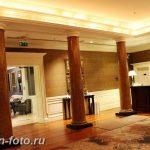 фото Колонны в интерьере 20012019 №285 - photo Columns in the interior - design-foto.ru